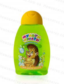 Дитячий шампунь Мульти-пульти ромашка та алоє