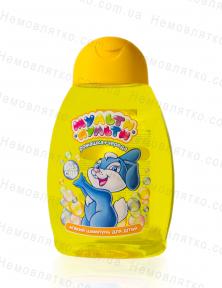 Дитячий шампунь Мульти-пульти ромашка та череда